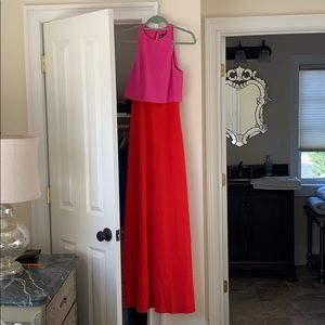 Stunning Jill Stuart gown. New with tags.